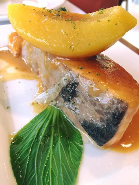 Grilled Salmon sa Miso