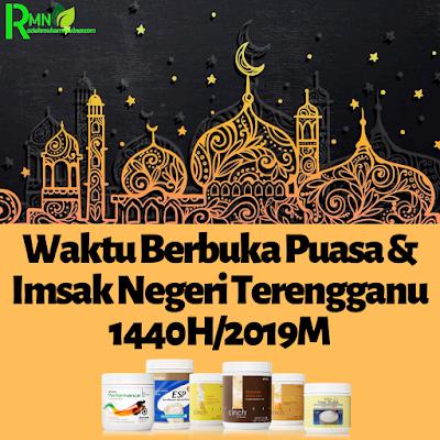 Waktu Berbuka Puasa Dan Imsak Terengganu 2019