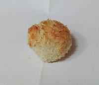 Masa rellena de coco