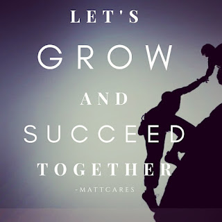 Let's grow and Succeed Together