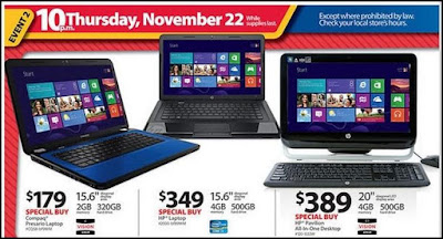 Walmart Laptop Deals