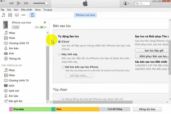 Tải iTunes mới nhất cho Máy tính win 7, 8, 8.1, win xp, 10 cực dễ dàng d