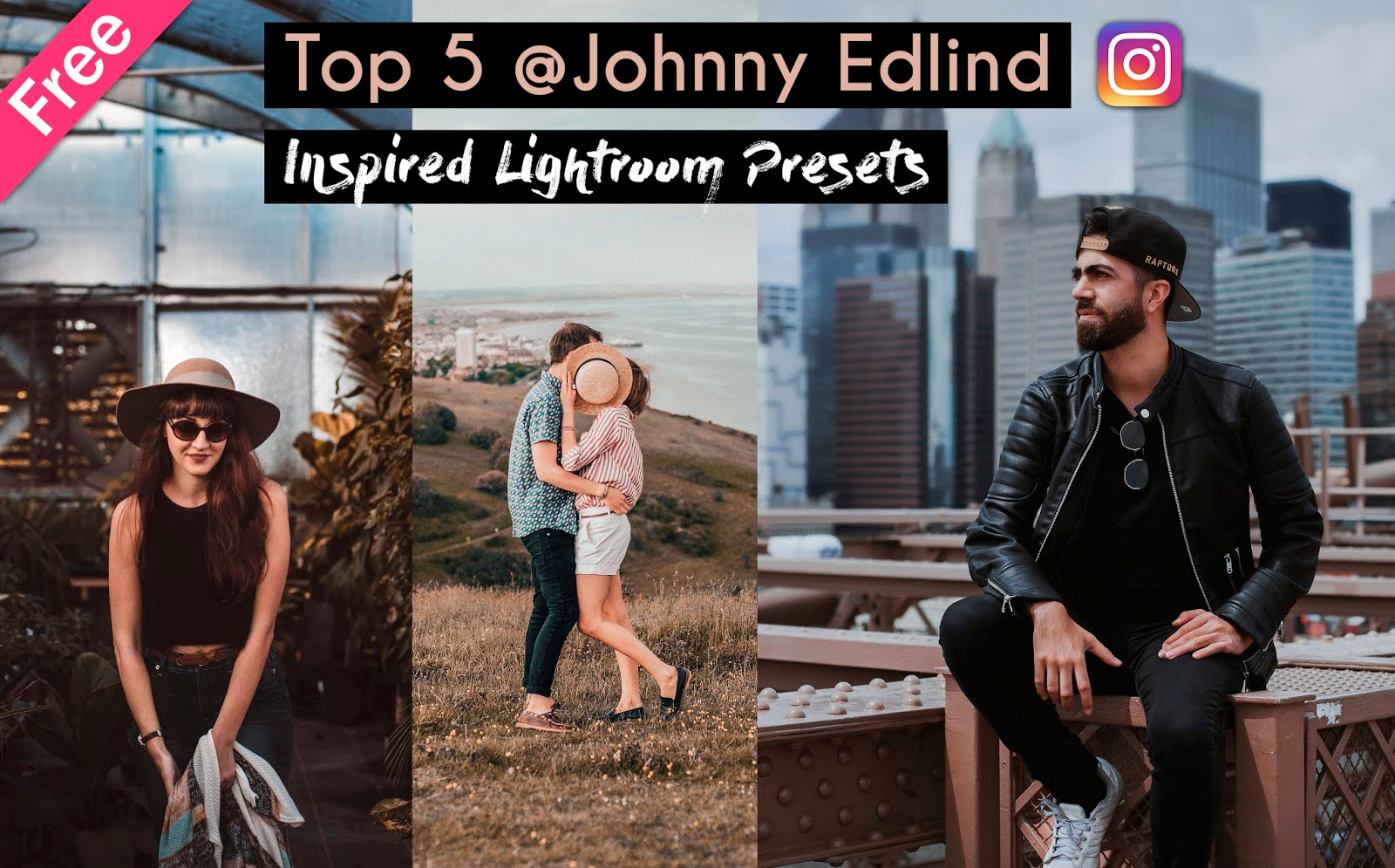 5 Free Lightroom Instagram Presets And How To Use Them