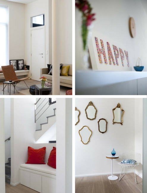 Leuke B&B in Antwerpen: B&B Rosier 10 | Happy in Red