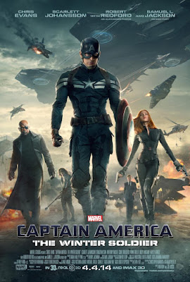 Captain America: The Winter Soldier 2014 DVD R1 NTSC Latino