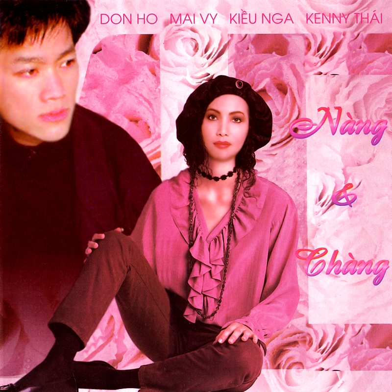 Phượng Yêu CD001 - Nàng & Chàng - Nhạc Tình Đêm Mưa (NRG)