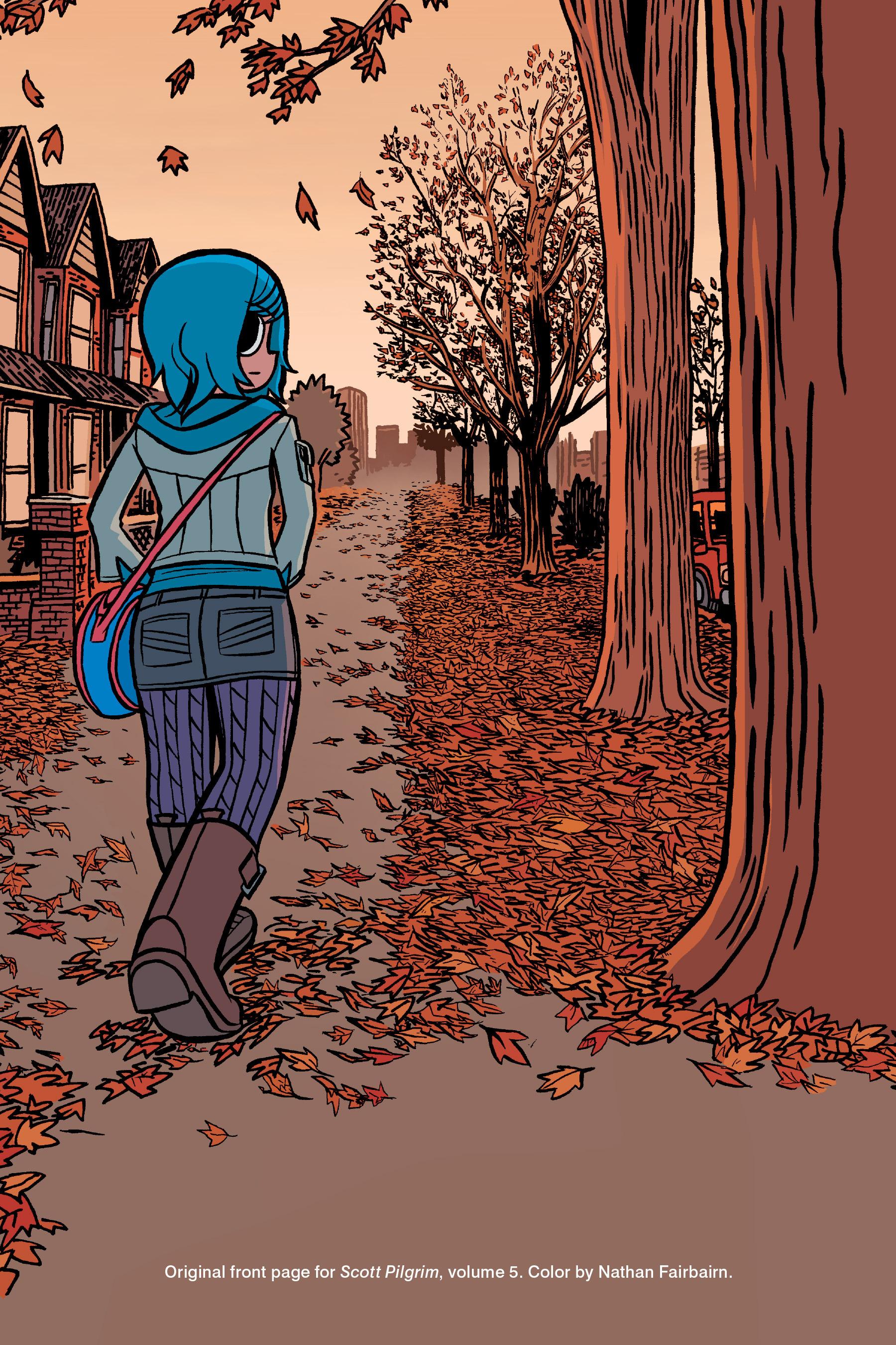 Read online Scott Pilgrim comic -  Issue #5 - 193