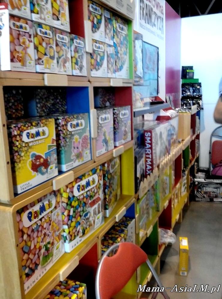 Mamblog II Targi rodzice i dzieciaki  kreatywne maluchy zabawki