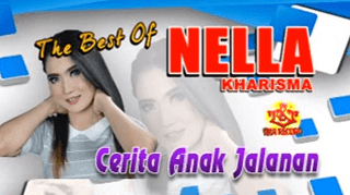 Lirik Lagu Cerita Anak Jalanan - Nella Kharisma
