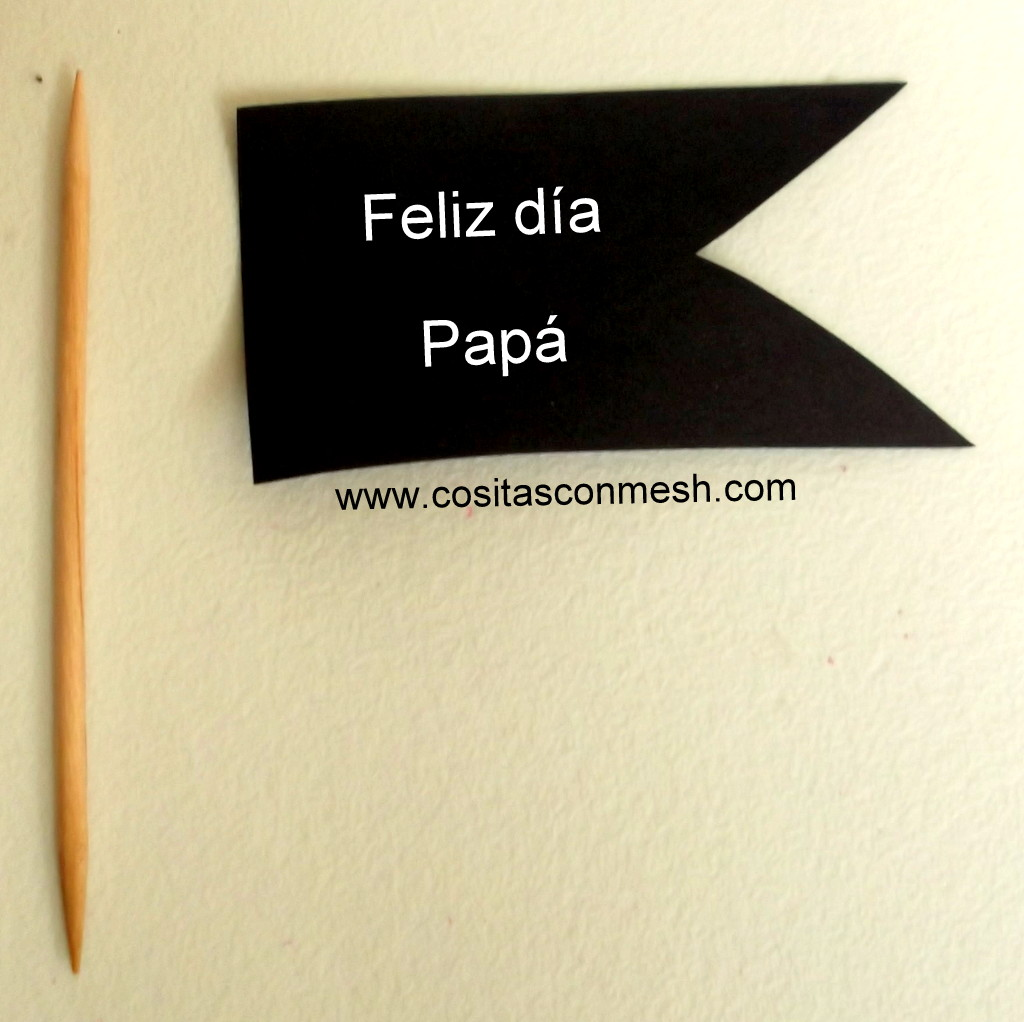 Manualidades divertidas para el día del padre ~ cositasconmesh