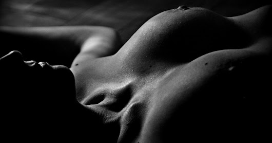 """Dark Angel Divine"" #new Fine Art Nudes by Juan Carlos Hernandez #photography #photo #art #erotic"