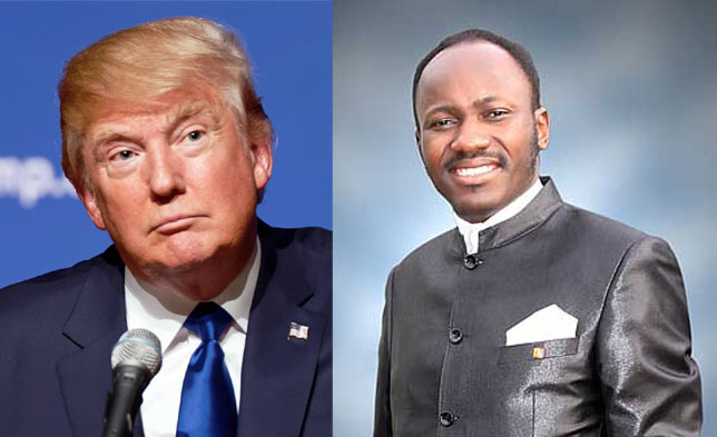 Updated: Donald Trump invites Apostle Suleman to the White House