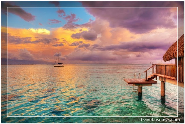 Tahiti, South Pacific - Top 7 Best Places to Travel in Australia & The Pacific At Least Once