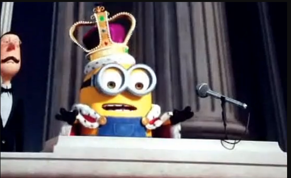 Minion 2015 Before Mr Gru