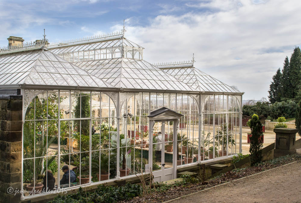 Saltaire Daily Photo: Victorian Conservatory