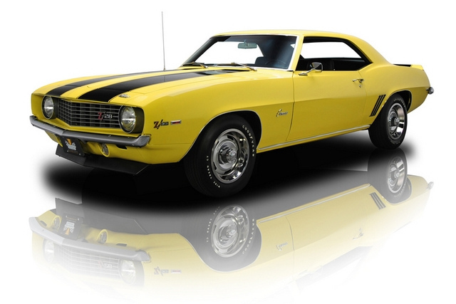 Wrenchonit Com Classic American Muscle Cars Fastest