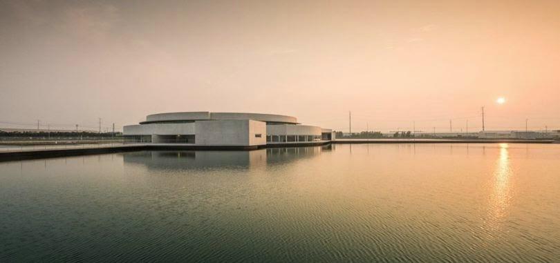Arquitectura en China-Alvaro Siza
