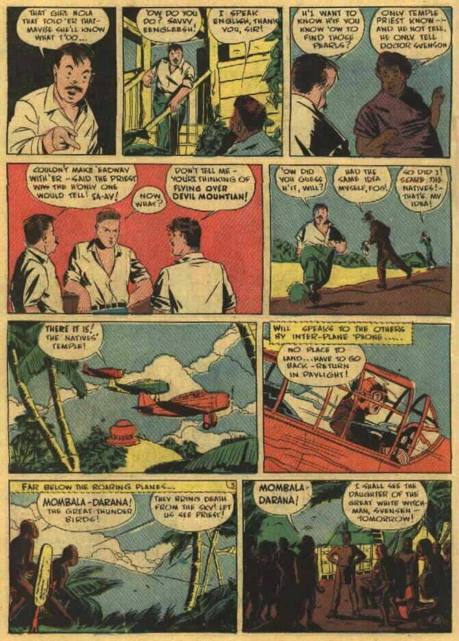 Read online Action Comics (1938) comic -  Issue #26 - 30