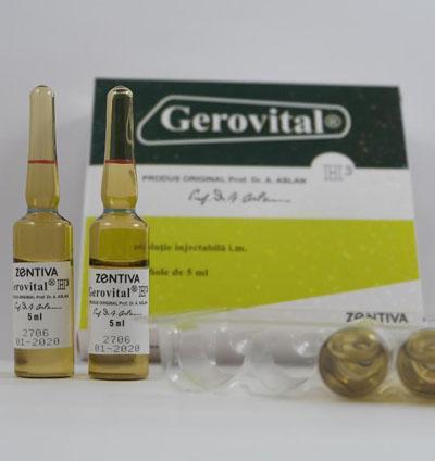 Gerovital H3 Pengencang Otot Pyudara dan Kewanitaan