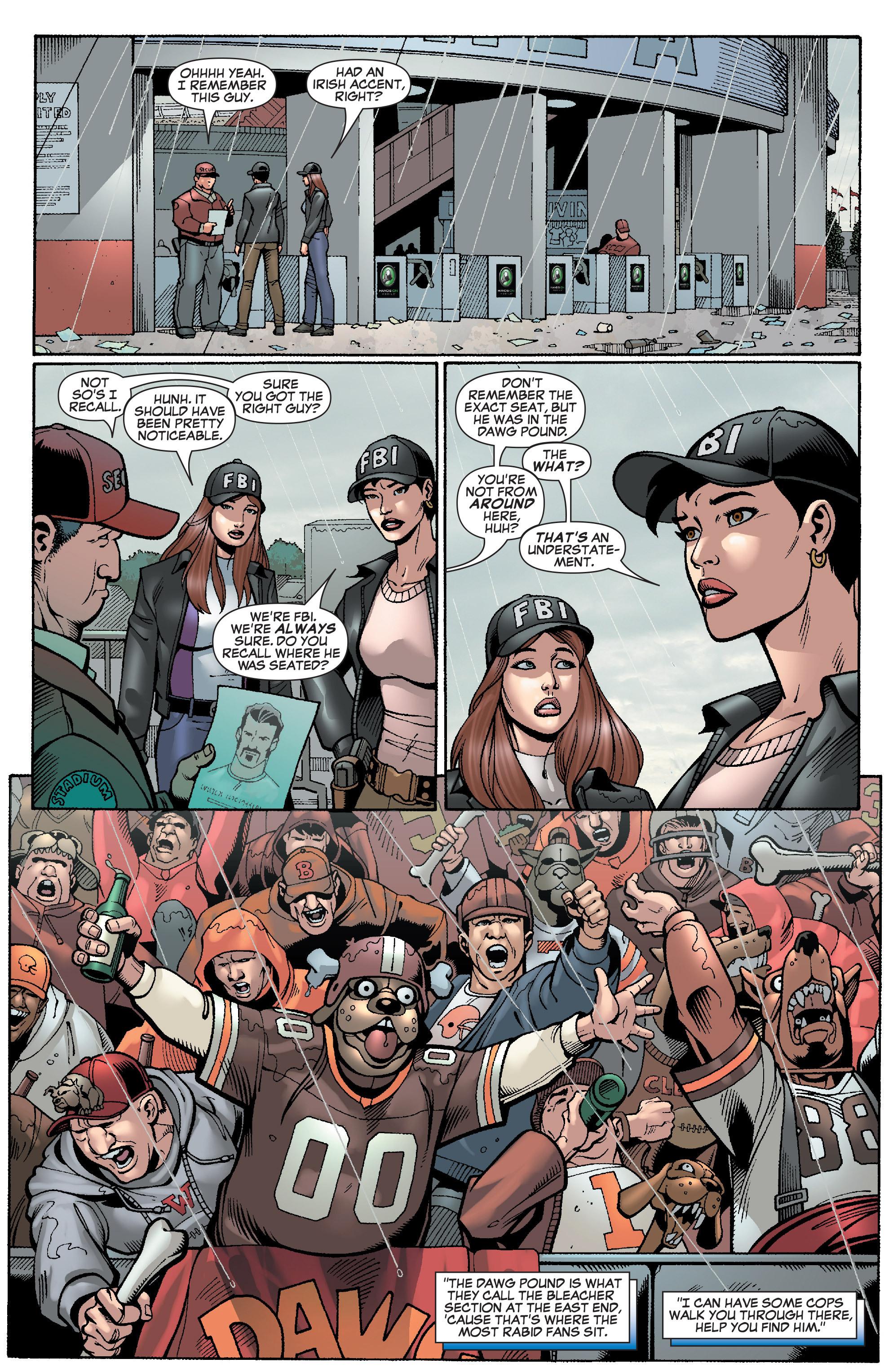 Read online She-Hulk (2005) comic -  Issue #28 - 10