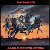 "Το τραγούδι των Jag Panzer ""Black Sunday"" από το album ""Ample Destruction"""