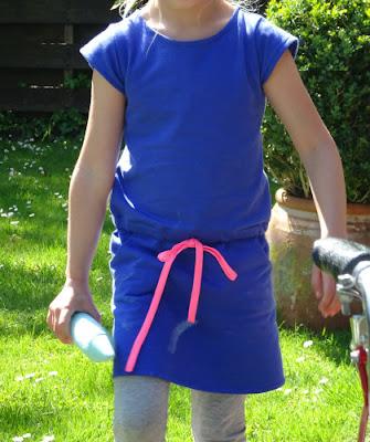 Candydress lmv, naaiwedstrijd MaMarieke
