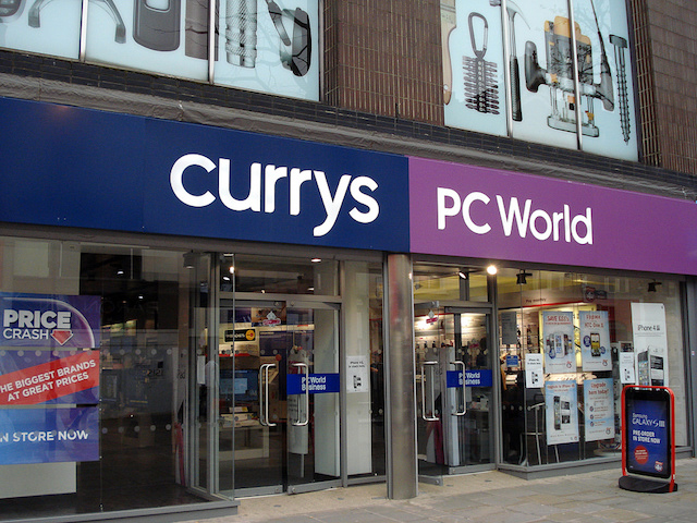 PC World em Londres