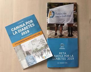 """De Nuevo A Santiago De Compostela Reto """"Camina Por La Diabetes"""""""