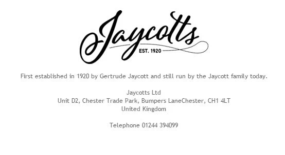 PROUD TO BE  JAYCOTTS BLOGGER. click on the image..