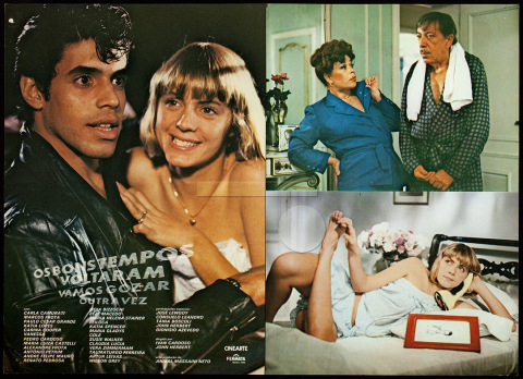 Os Bons Tempos Voltaram: Vamos Gozar Outra Vez (1985