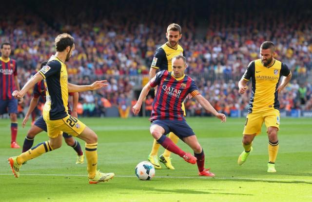 Prediksi Barcelona vs Atletico Madrid Liga Spanyol