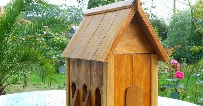 Easy Make Pallet Playhouse For Children Pallets Platform