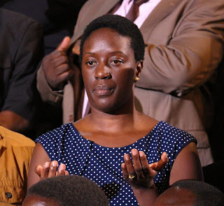 Rosemary Odinga withdrew her bid in the Kibra parliamentary seat. PHOTO | Courtesy