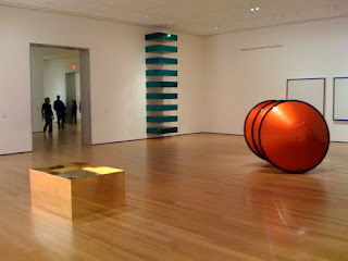 scene inside MoMA, which you really must visit