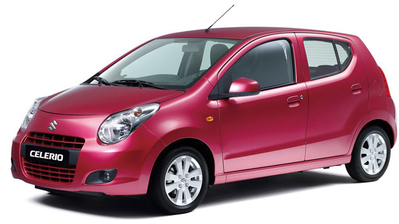 Swift 2016 Price In Pakistan >> Suzuki Celerio 2013: safe, environmentally friendly and very economical ~ Dream Fantasy Cars