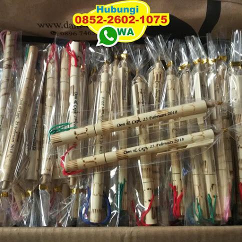 souvenir pulpen promosi 52294