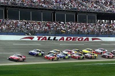 #NASCAR - Talladega Superspeedway