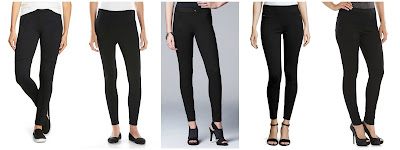 Merona® Women's Moto-Detail Legging - MeronaTM • Merona • $8.98 (reg $18) Women's Apt. 9® Tummy-Control Ponte Leggings • Apt. 9 • $17.99 (reg $36) Simply Vera Vera Wang Women's Smooth Twill Leggings • $26.60 (reg $38) Ponte Leggings with Zip Pockets, Black • Romeo & Juliet Couture • $29.50 (reg $59) Women's Jennifer Lopez Skinny Jeggings • JLO by Jennifer Lopez • $34.99 (reg $48)