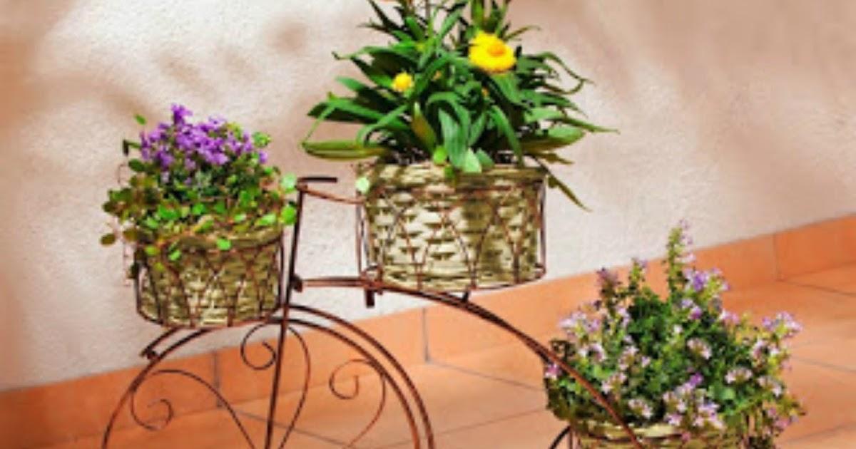 Fioriere originali e low cost per arredare con piante e for Arredare terrazzo low cost