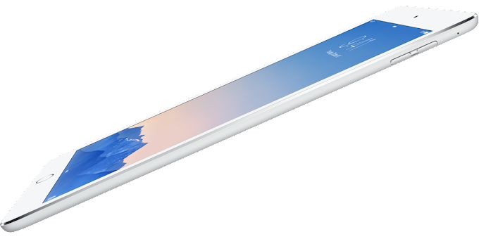 Apple iPad Air 2 officially announced