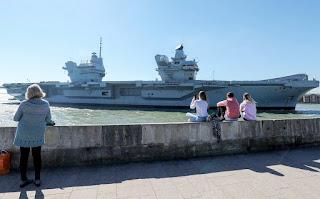 HMS Prince of Wales AL Inggris