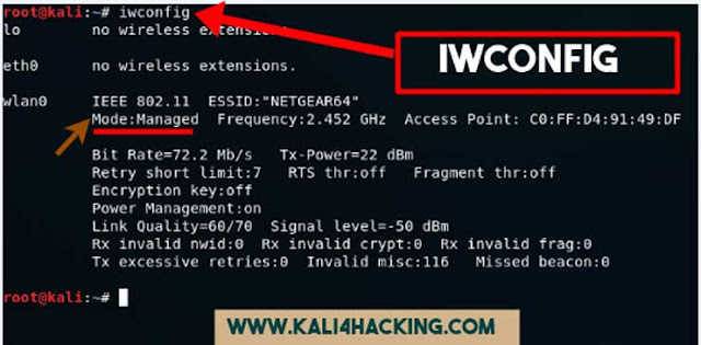 Check and Enable Monitor Mode Packet Injection in Kali Linux