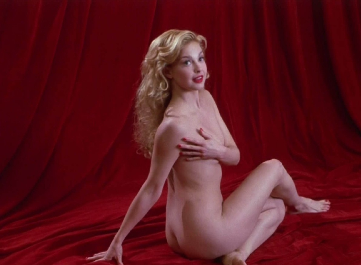 Ashley judd naked buttocks 6