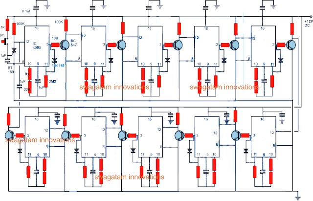 Automatic Programmable School Bell Timer Circuit