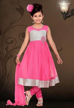 Koleksi Baju Anak Perempuan Ala India Trend Terbaru Gaya