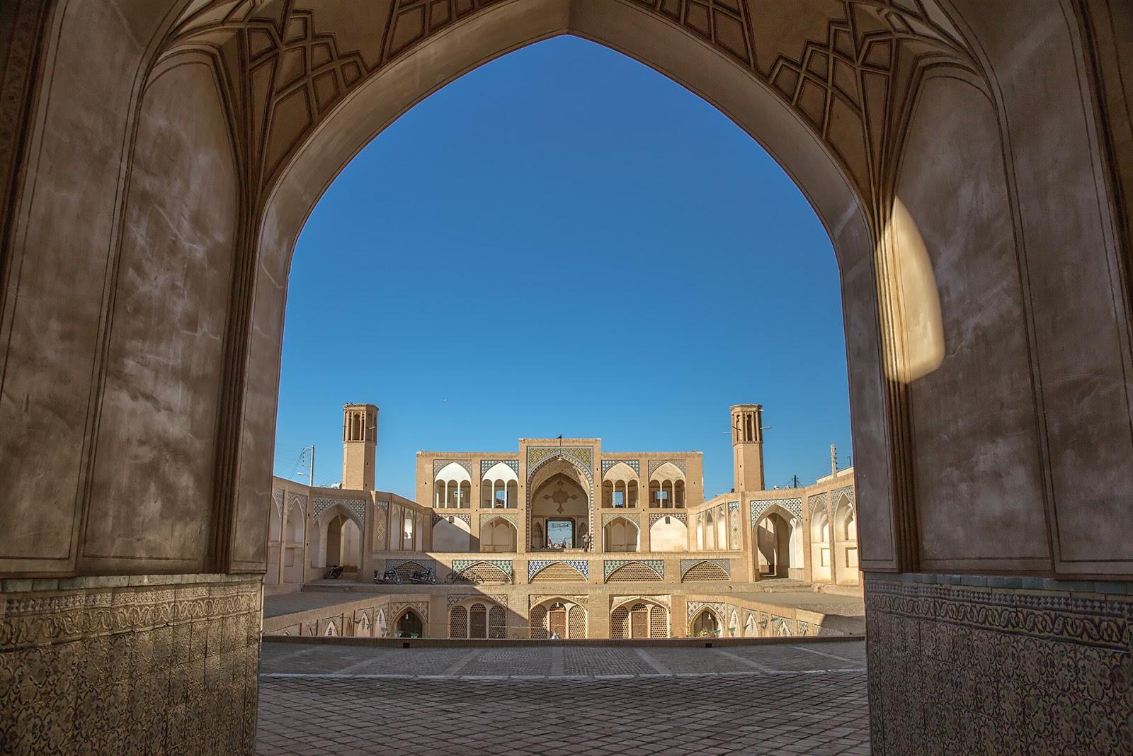 Iran-Kaszan