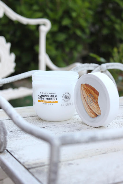 The Body Shop Almond Milk Body Yogurt Review
