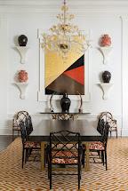 Glam Pad Palm Beach Regency Style Home