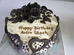 Kue Ulang Tahun Untuk Pacar Caragini