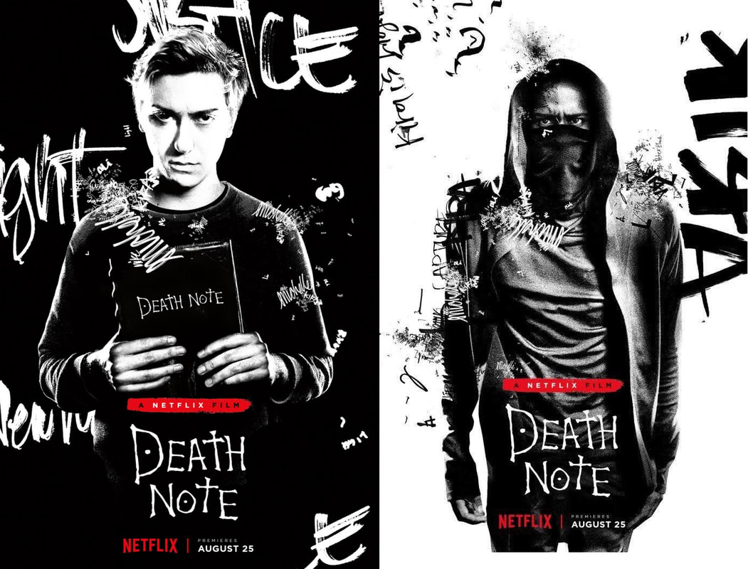 Death Note (2017)[BRRip 720p] [Latino] [1 Link] [MEGA]